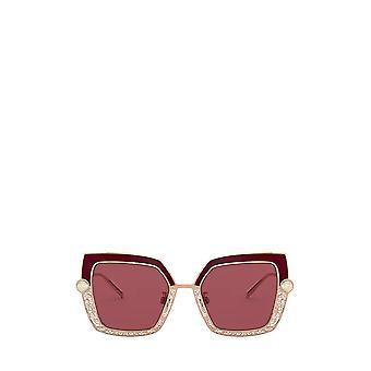 دولتشي & غابانا DG2251H النظارات الشمسية الإناث بوردو