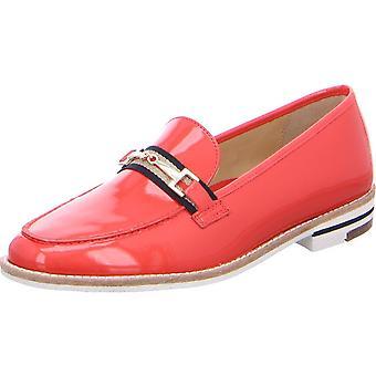 Ara kent highsoft low heels womens red