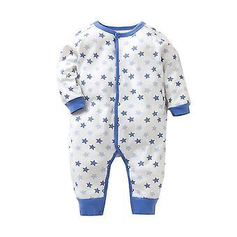 Bebê Romper com padrão estelar
