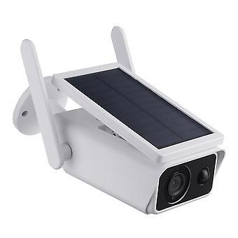 trådløs solenergi IP kamera wifi 1080P sikkerhet overvåking utendørs nattsyn 5x zoom IP66 waterpro