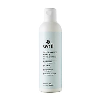 Neutral Wash Base 240 ml