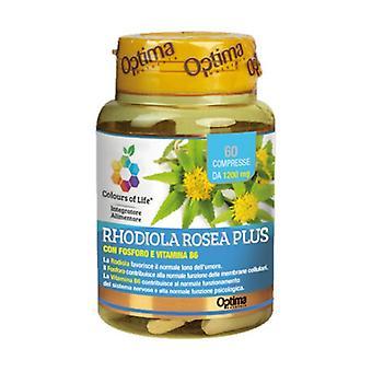 Rhodiola Rosea Plus 60 tablets