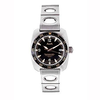 Alsta Nautoscaph Superautomatic náramok Limitovaná edícia 50th Anniversary Náramkové hodinky