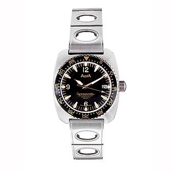Alsta Nautoscaph Superautomatic Bracelet Limited Edition 50th Anniversary Wristwatch