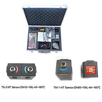 Tuf-2000h ts-2(dn15~dn100mm) tm-1(dn50~dn700mm) tl-1(dn300~dn6000mm) handheld digital ultrasonic flow meter water flowmeter
