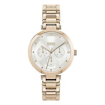 HUGO 1540087 Hope Pale Rose Gold Ladies Watch