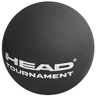 Head Tournament Squash Balls (Pack of 12)