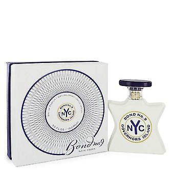 Governors Island Eau De Parfum Spray (Unisex) av Bond No. 9 3.3 oz Eau De Parfum Spray
