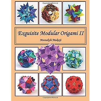 Utsökt modulär Origami II
