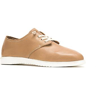 Hush Puppies Womens Everyday Lace Up Leather Shoes