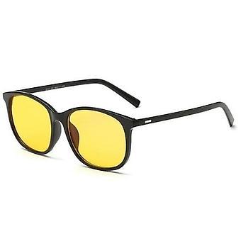 Sininen valo estävät lasit neliö nörtti silmälasit kehys anti sininen ray