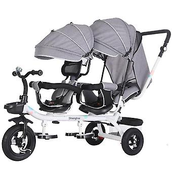 Multifunction Baby Twin Trolley