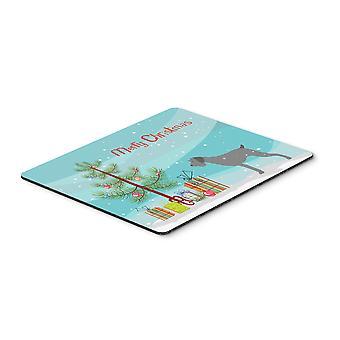 Caroline s Schätze 7,75 x 9,25 Schreibtisch Kunstwerk Maus Pad, mehrfarbig (Bb2929Mp)