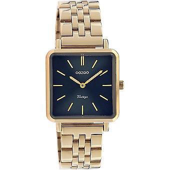 Oozoo - Women's Watch - C9956 - Gold Green