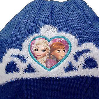 Frozen Childrens/Kids Anna & Elsa Winter Hat