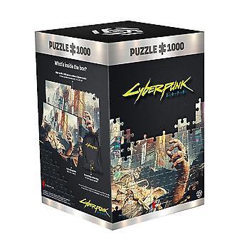 Cyberpunk 2077 : اليد 1000 darabos اللغز -- 1000 قطعة