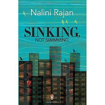 Sinking, not swimming