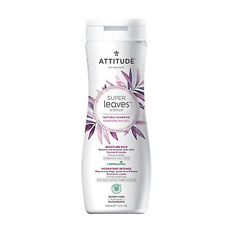 Super Leaves Shampoo - Intense hydration 473 ml