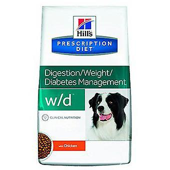 Hill's Prescription Diet w/d (Dogs , Dog Food , Dry Food , Veterinary diet)