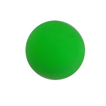 4 Piece set of 45mm luminescent sticky balls for throw at ceilings, walls and squashing for kids 8+