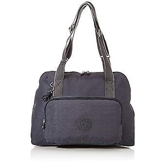 Kipling LENEXA Crossbody Bag, 44 cm, 24 l, Grey (NIGHT GREY)