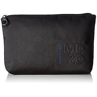 Mandariini ankka Md20 Minuteria, Naistenpäivän kytkin, Musta, 4x19x28,5 cm (B x K x T)