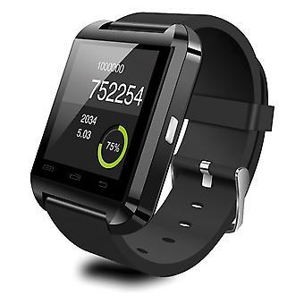 KSIX - Smart Watch - Zwart