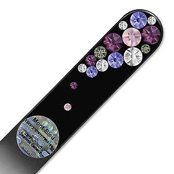 Swarovski Kristall Nagelfeile BB-M - Violett