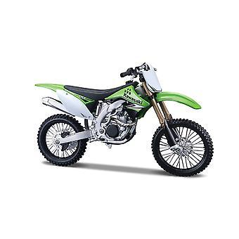 Kawasaki KX450F painevaletusta malli moottoripyörä pakkaus