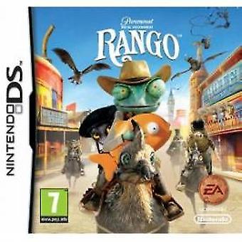 Rango Game DS