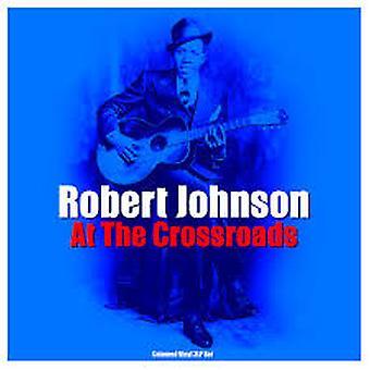Robert Johnson – På Crossroads Limited Edition Clear Vinyl