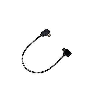 nouveau câble de données usb otg inverse de 20,7 cm pour dji mavic sm63707