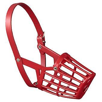 Arppe Красная пластиковая корзина Намордник (Собаки, Ошейники, Поводки и Шлейки, Морды)