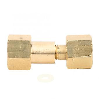Sylinteri adapteri Hiilidioksidisäiliö Argon Säädin