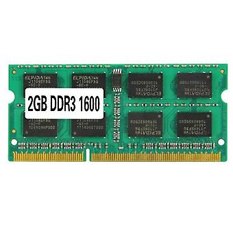 DDR3 2GB 1600MHz (PC3 12800) 204-pin 1.5V Desktop Memory Compatible INTEL AMD Reino Unido