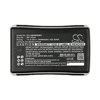 Cameron Sino Sdw800Mc Battery Replacement For Sony Camera