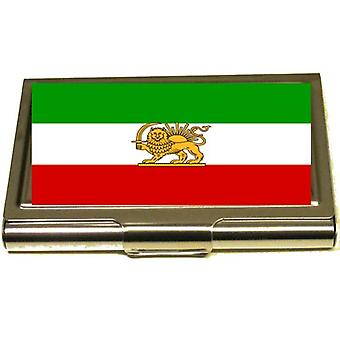 Iranin lipun haltijan lippu