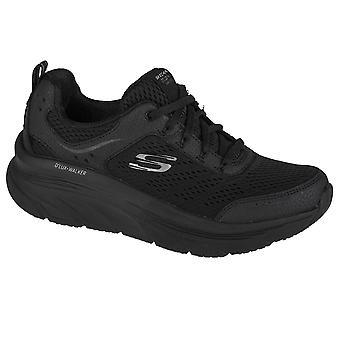 Skechers Dlux Walkerinfinite Motion 149023BBK universal all year women shoes