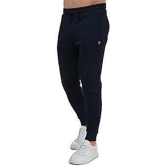 Pantalon de survêtement Lyle And Scott Skinny pour homme en bleu