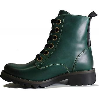 Fly London Ragi539 Lace Up Military Combat Boot