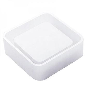 Square Round Silicone Ashtray Diy Mold Resin Epoxy Casting Tool Mould Craft