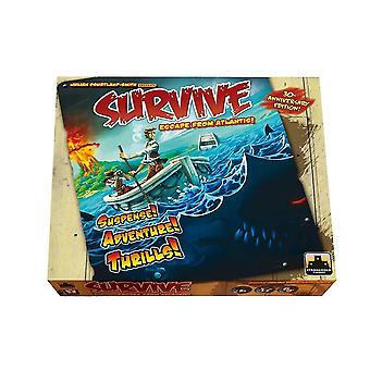 Tile games stronghold games survive escape from atlantis 30th anniversary edition