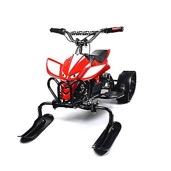 Snowmobile Red, Smart Balance, Power 24v 350w, Top Speed 15km/h, Charge Time 5-6h