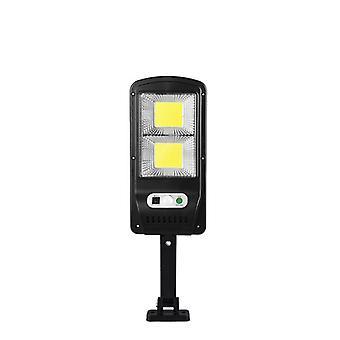 Solar Lamp Outdoor Waterproof Solar Wall Light Human Body Induction Garden Street Light Smart Street Light 2 Cob