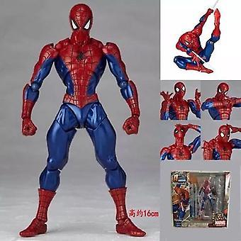 Buitengewone Spiderman beweegbare speelgoedpop modelpop