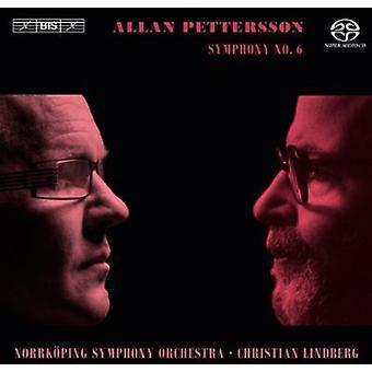 Allan Pettersson - Allan Pettersson: Symphonie n ° 6 [SACD] USA import