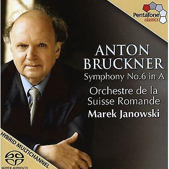 A. Bruckner - Anton Bruckner: Symphony No. 6 [SACD] USA import