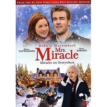 Mrs. Miracle [DVD] USA importerer