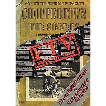 Choppertown-【 DVD 】 ボールトから USA 輸入