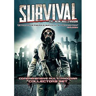 Survival: The New Millennium [DVD] USA import